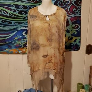 soft surroundings layered top size s